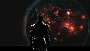 Mass Effect 3 Trailer by darkstaruav