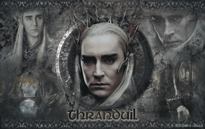 Thranduil - King of Mirkwood by LadyCyrenius
