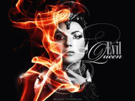 Evil Queen by Udavo4ka