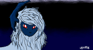 Absol by bluecowmonkey