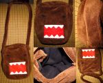 Domo Bag -Handmade- by AztecTemplar