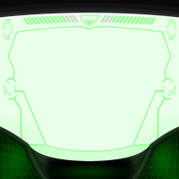 Futuristic Green pumpkinblur by Pearl-Shadow