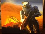 Master Chief: In Progress 4 by SPARTAN-WOLF