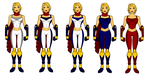Powergirl Redesigns: Part Last (for now) by SplendorEnt