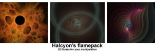 Halcyon's flamepack by Halcyon83