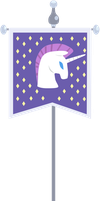 Flag Of Unicornia by atnezau