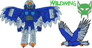 Maximal - Wildwing by MCsaurus