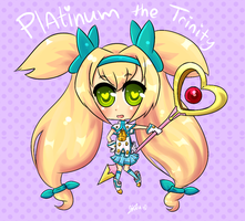 Platinum The Trinity by Jhordee