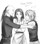 Happy Birthday Ishizu! by Owlteria