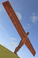 Angel of the North by Little-Miss-Splendid