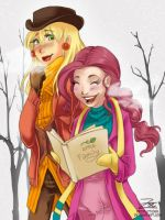 MLP - Pinkie Apple Pie by ZOE-Productions