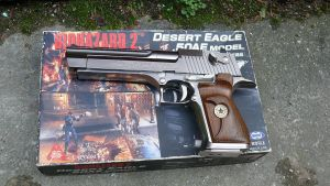 Leon Desert Eagle by RedDevil00