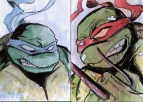 TMNT Cards by AJSabino