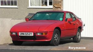 1984 Porsche 924 by The-Transport-Guild