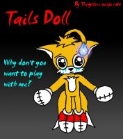 Sad Tails Doll by Themysteriouspirate