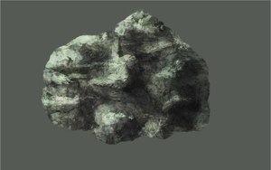 It's a Rock Test by Judan