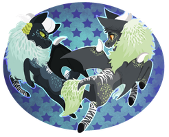 PKMNation:: Celestial Meadows Commission by Norbiester