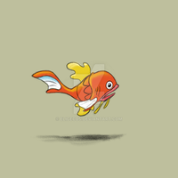 Magikarpificate by Eligecos