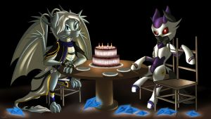 Keoma's Birthday by Rulsis