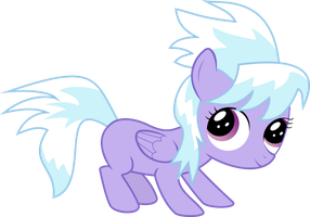 Filly Cloudchaser by Decimix