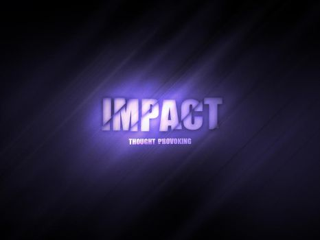 Impact by AMENTADESIGN