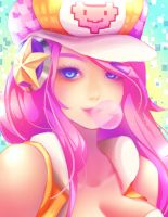 Arcade Miss Fortune by Emi-Liu