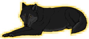 Blackwolf by Sambhur