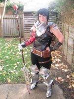 Hawke Cosplay Test by D2SCosplay