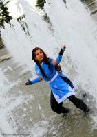 Katara - making waves by hells-butterfly