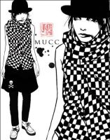 Checkered by yuke