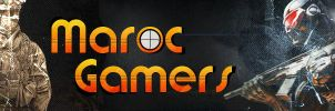 Video Game banner - Maroc Gamers by ahdaiba