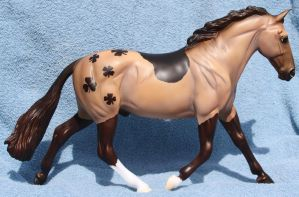 Breyer - St. Patricks Day Special - Paddy -Stock 1 by Lovely-DreamCatcher