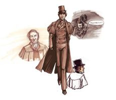 Phileas Fogg by FionaCreates