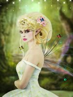 Forest Elf by Nataly1st