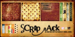 Scrap Pack 02 by SwearToShakeItUp