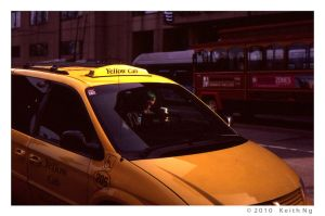 vancouver cabby by aerone