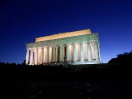 Lincoln Memorial by AG88