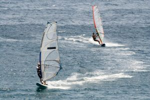 Windsurf by pirp