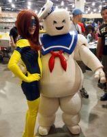 Stay cool. Stay Puft. by Ruskicho