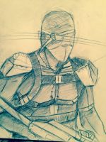 Tatical future soldier by tonyfony