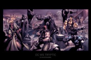 DC_ Wildstorm Tryptic by ryanbnjmn