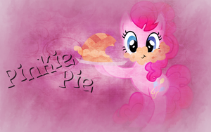 Pinkie _Pie_ wallpaper by LazyPixel