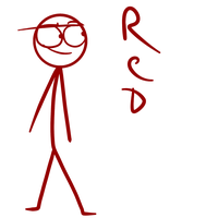 Red  by Demonic-stickfigures