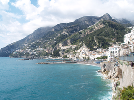 Amalfi - I by IrisAngel131