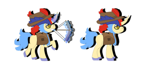 Keldeo As TF2 Sniper (With Bow And Arrow) by F1r3w0rks