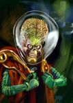 13 Nights 2011 Mars Attacks by Grimbro
