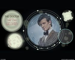 Tardis Scanner Mk 3:The Doctor by rook971