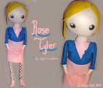 Rose Tyler by Gray-Sea