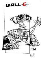 Wall-e by EruOfArda