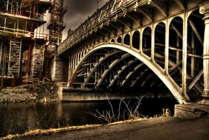 Under The Bridge by EscoN